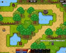 Игра Лесные приключения онлайн