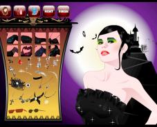 Игра Макияж вампирши онлайн