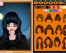 Игра Макияж для Хэллоуина онлайн