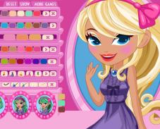 Игра Макияж школьницы онлайн