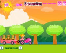 Игра Машина с игрушками онлайн