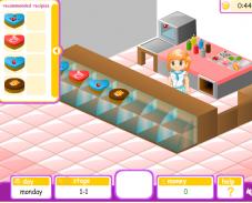 Игра Мир сладостей онлайн
