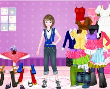 Игра Модные вещи онлайн