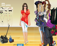 Игра Модные новинки онлайн