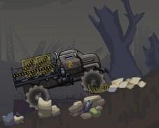 Игра Мрачный грузовик онлайн