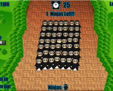 Игра Найдите ниндзю онлайн