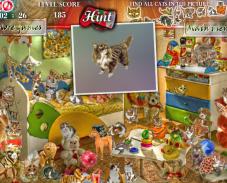Игра Найди котят онлайн