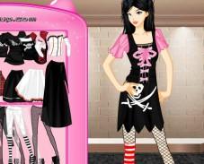 Игра Одевалка панк онлайн