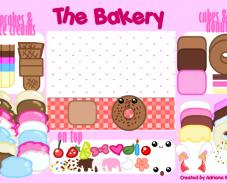 Игра Пекарня онлайн