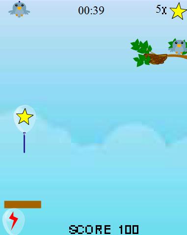 Игра Первый полёт онлайн