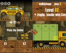 Игра Погрузчик грузовика 2 онлайн