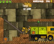 Игра Погрузчик грузовика 3 онлайн