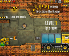 Игра Погрузчик грузовика 4 онлайн