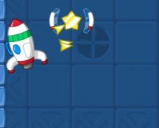 Игра Полёты на ракете онлайн