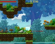 Игра Приключение лягушки онлайн