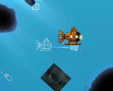 Игра Приключения подводной лодки онлайн