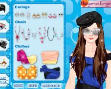 Игра Прически как у звёзд онлайн