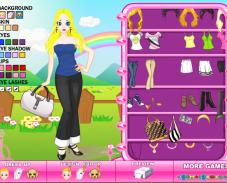 Игра Прогулка на лошади онлайн