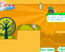 Игра Путешествие кролика онлайн