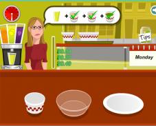 Игра Работа в ресторане онлайн