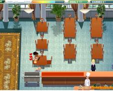 Игра Ресторан в замке онлайн