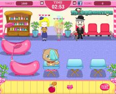 Игра Салон для животных онлайн