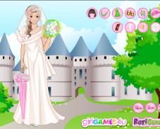 Игра Свадебный букет онлайн