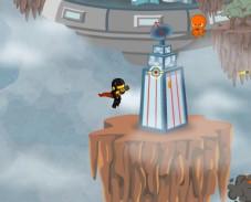 Игра Супер злодеи онлайн