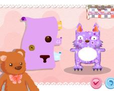 Игра Сшейте игрушку онлайн