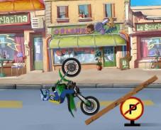 Игра Трюки на мотоцикле онлайн