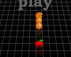 Игра 3D змейка онлайн