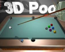 Игра 3D pool онлайн