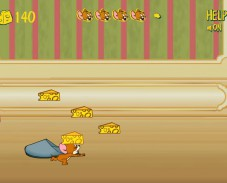 Игра Беги Джерри беги онлайн
