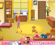 Игра Влюблённая няня онлайн