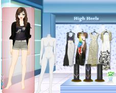 Игра Высокие каблуки онлайн