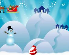 Игра Гонка за подарками онлайн