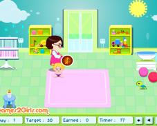 Игра Забавные малыши онлайн