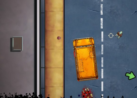 Игра Зомби автобус онлайн