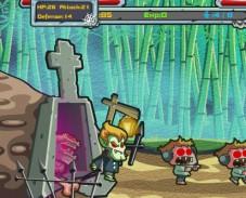 Игра Зомби империи онлайн