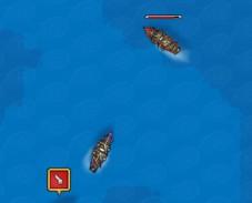 Игра Капитан пиратов онлайн