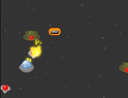Игра Космический бой онлайн