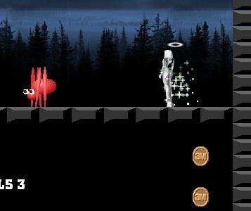 Игра Летающий ангел онлайн