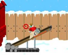 Игра Летающий мальчик онлайн
