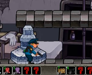Игра Ловушка для Зомби онлайн