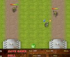 Игра Люди против Монстров онлайн