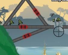 Игра Мосты и тактика 2 онлайн