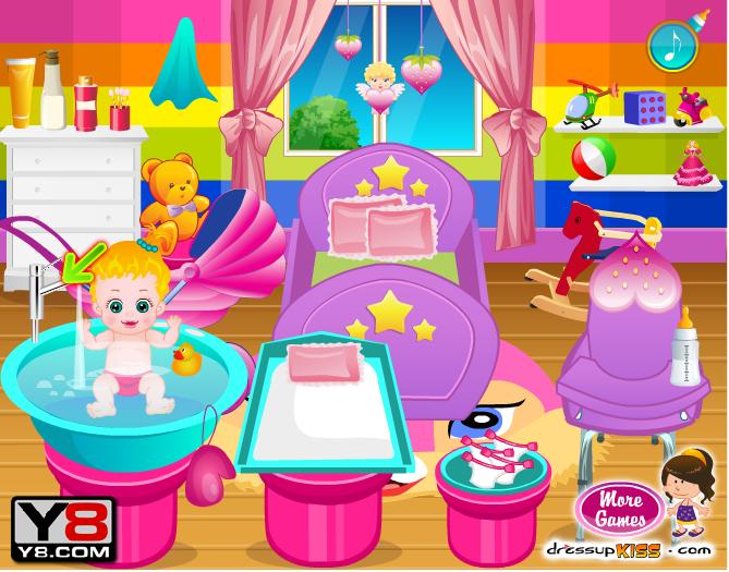 Игра Моя младшая сестра онлайн