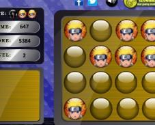 Игра Наруто с шарами онлайн
