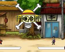 Игра Наруто против Ван Пис онлайн
