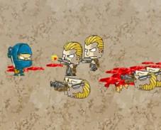 Игра Ниндзя против мафии онлайн
